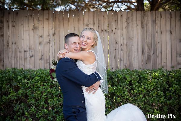 Joshua and Carole's Wedding Pix