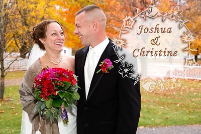 Joshua and Christine