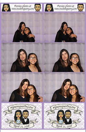 Joshua and Vanessa's Wedding-Photo Booth Pictures