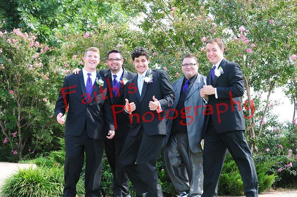 Wedding Day snapshots J&H 092813