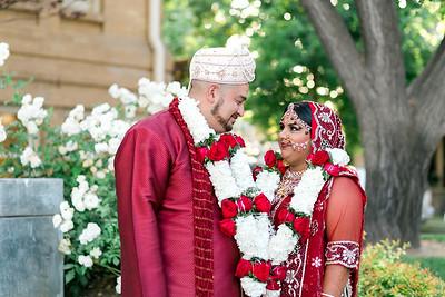 Jotika & Israel Lugo Wedding