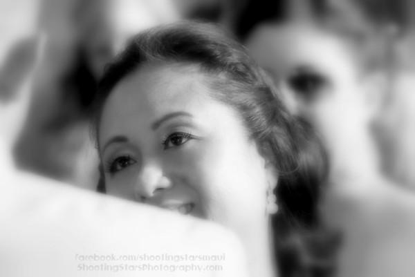 Joy & Miguel Maui Wedding