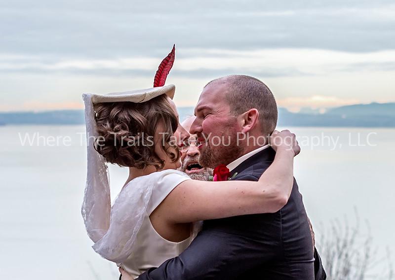 46.  You May Kiss The Bride