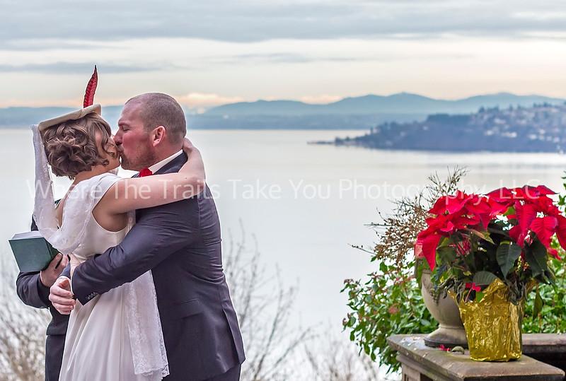 45.  You May Kiss The Bride