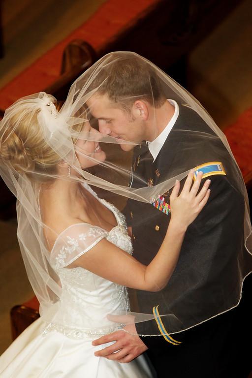 Julie Crouch & Seth Davidson Wedding