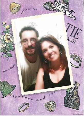 Julie & Jimmy Thompson Wedding & engagement photos (RAW)