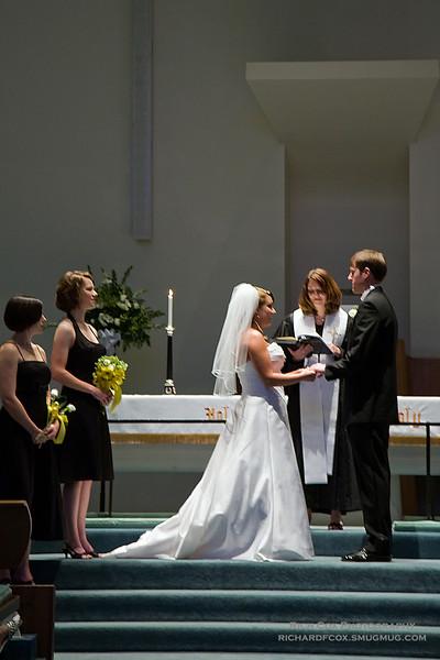 Julie & Landin Wedding