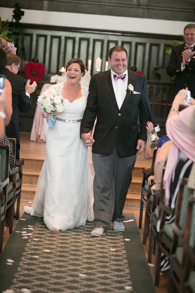 Julie & Ted's wedding