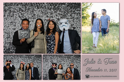 Julie & Tuan Wedding - November 11, 2017