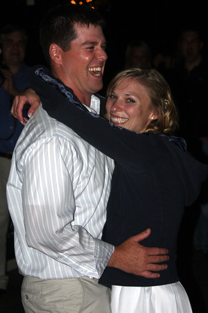Julie Zaylor and Paul Warriner - Reception