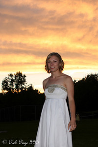 Julie on her wedding day - Chagrin Falls, OH ... June 27, 2009 ... Photo by Bob Page, Jr.