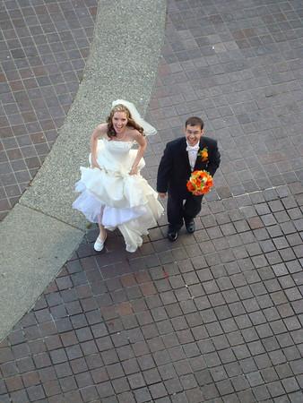 <b>July '08: George & Emily's Wedding</b>