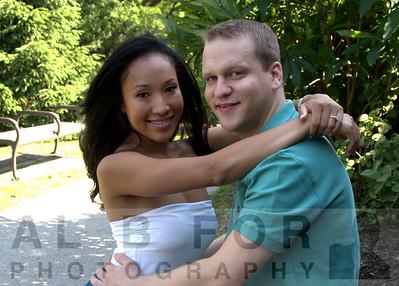 Jun 14, 2014 Lynn Lee & Sean LaFlamme, Engagement shoot