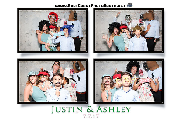 Justin & Ashley 7-7-2017