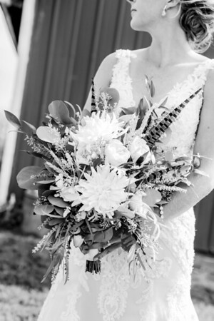 00118-©ADHPhotography2019--JustinMattieBell--Wedding--September28bw