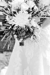 00115-©ADHPhotography2019--JustinMattieBell--Wedding--September28bw