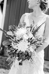 00119-©ADHPhotography2019--JustinMattieBell--Wedding--September28bw