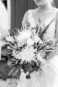 00116-©ADHPhotography2019--JustinMattieBell--Wedding--September28bw