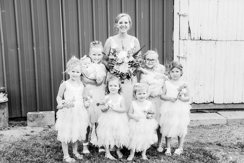 00732-©ADHPhotography2019--JustinMattieBell--Wedding--September28bw