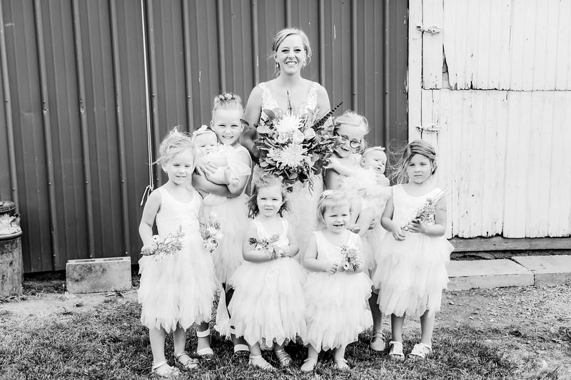 00738-©ADHPhotography2019--JustinMattieBell--Wedding--September28bw