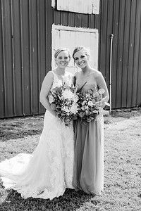 00192-©ADHPhotography2019--JustinMattieBell--Wedding--September28bw