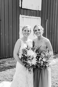 00183-©ADHPhotography2019--JustinMattieBell--Wedding--September28bw