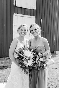 00187-©ADHPhotography2019--JustinMattieBell--Wedding--September28bw