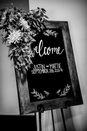 00022-©ADHPhotography2019--JustinMattieBell--Wedding--September28bw