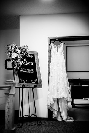 00009-©ADHPhotography2019--JustinMattieBell--Wedding--September28bw