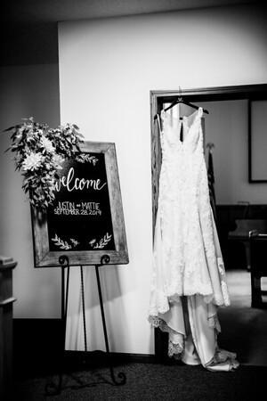 00010-©ADHPhotography2019--JustinMattieBell--Wedding--September28bw