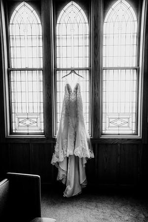 00001-©ADHPhotography2019--JustinMattieBell--Wedding--September28bw