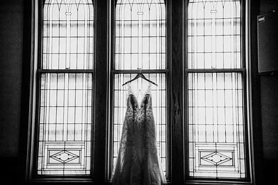00005-©ADHPhotography2019--JustinMattieBell--Wedding--September28bw