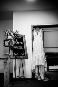 00006-©ADHPhotography2019--JustinMattieBell--Wedding--September28bw