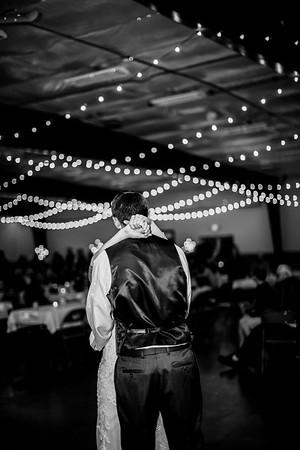 02881-©ADHPhotography2019--JustinMattieBell--Wedding--September28bw