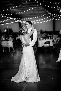 02876-©ADHPhotography2019--JustinMattieBell--Wedding--September28bw