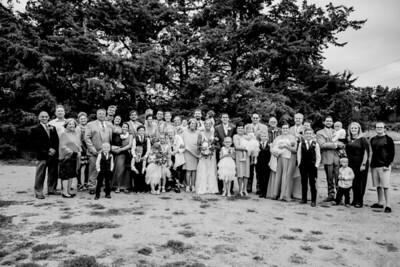 02007-©ADHPhotography2019--JustinMattieBell--Wedding--September28bw