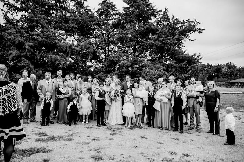 02004-©ADHPhotography2019--JustinMattieBell--Wedding--September28bw