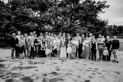 02013-©ADHPhotography2019--JustinMattieBell--Wedding--September28bw