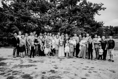 02009-©ADHPhotography2019--JustinMattieBell--Wedding--September28bw
