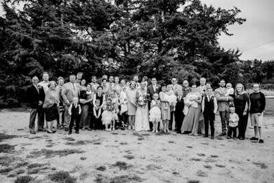 02010-©ADHPhotography2019--JustinMattieBell--Wedding--September28bw