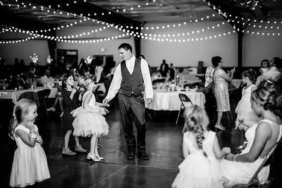 03188-©ADHPhotography2019--JustinMattieBell--Wedding--September28bw