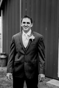 01137-©ADHPhotography2019--JustinMattieBell--Wedding--September28bw