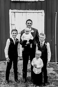 01248-©ADHPhotography2019--JustinMattieBell--Wedding--September28bw