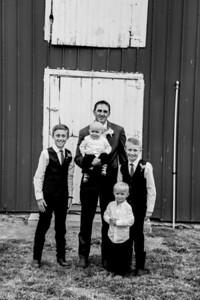 01245-©ADHPhotography2019--JustinMattieBell--Wedding--September28bw