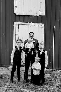 01242-©ADHPhotography2019--JustinMattieBell--Wedding--September28bw