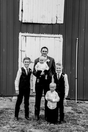 01240-©ADHPhotography2019--JustinMattieBell--Wedding--September28bw