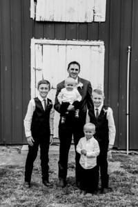 01247-©ADHPhotography2019--JustinMattieBell--Wedding--September28bw