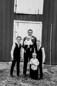 01238-©ADHPhotography2019--JustinMattieBell--Wedding--September28bw