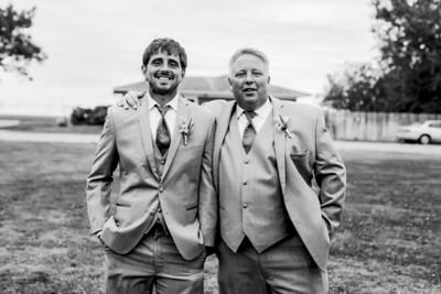 01046-©ADHPhotography2019--JustinMattieBell--Wedding--September28bw