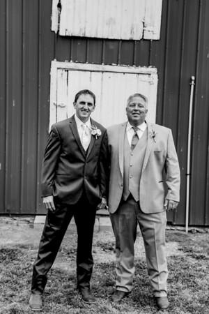 01316-©ADHPhotography2019--JustinMattieBell--Wedding--September28bw